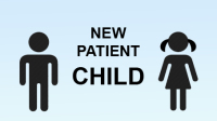 Child New Optometrist Patient Registration Form