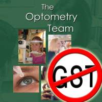 Book titled The Optometry Team