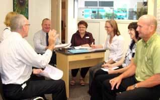 optometry staff training
