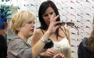 Optometry team book
