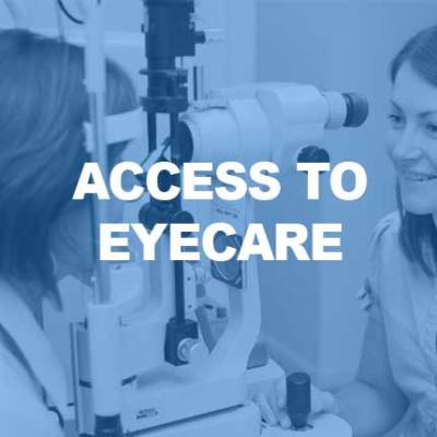 Access to eyecare websites