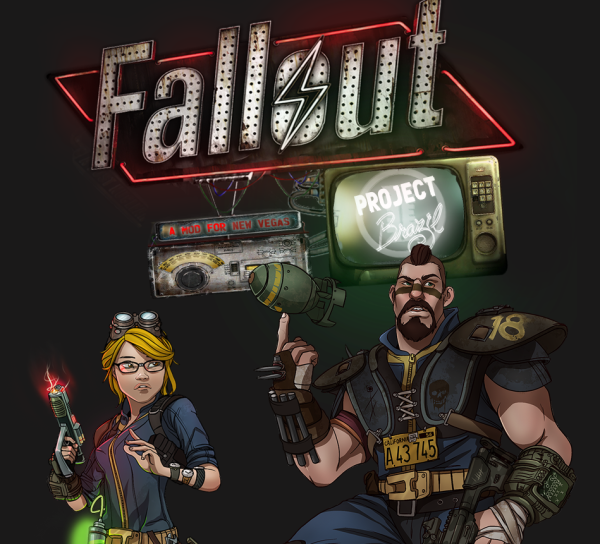 Fallout New Vegas Project Brazil