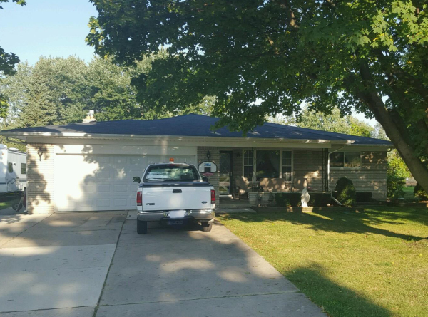 A home inspection in Troy, MI.