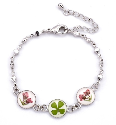Lucky Clover and Flower