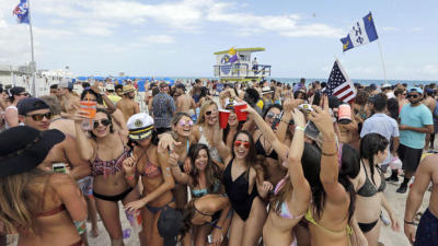 Spring Break Panama City Beach 2016