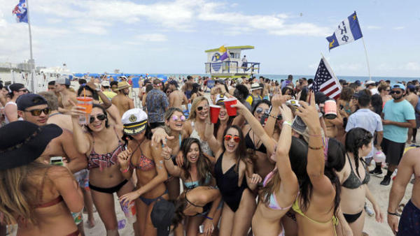 Spring Break Panama City Beach 2016