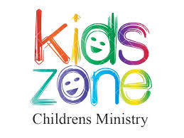 KIDS ZONE SUNDAY MORNING
