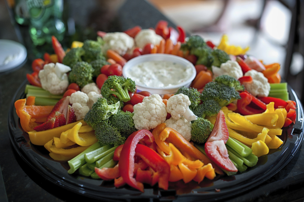 Super Vegetable Platter