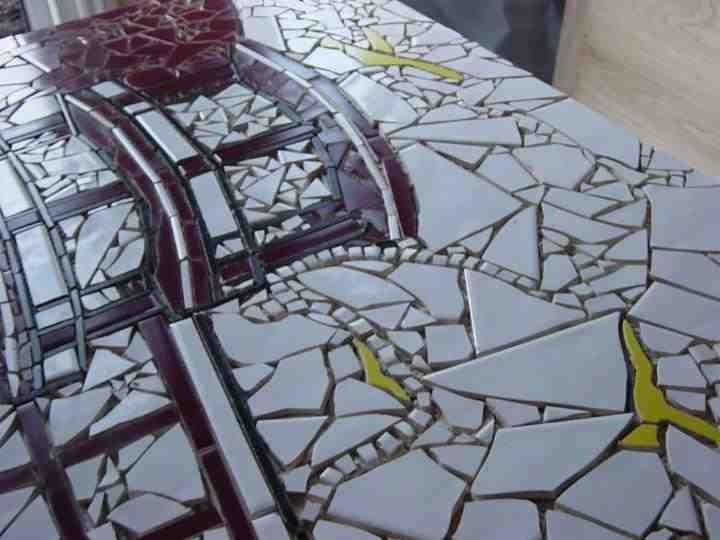 Mosaic Art, Bexhill, Tile Art, Design
