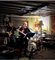 Catz Live at the Bird in Hand Blidworth Notts 23rd Jan 2016