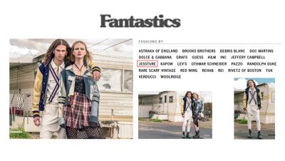 Fantastics Magazine