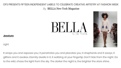 Bella New York Magazine