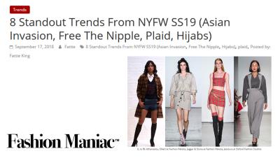 Fashion Maniac