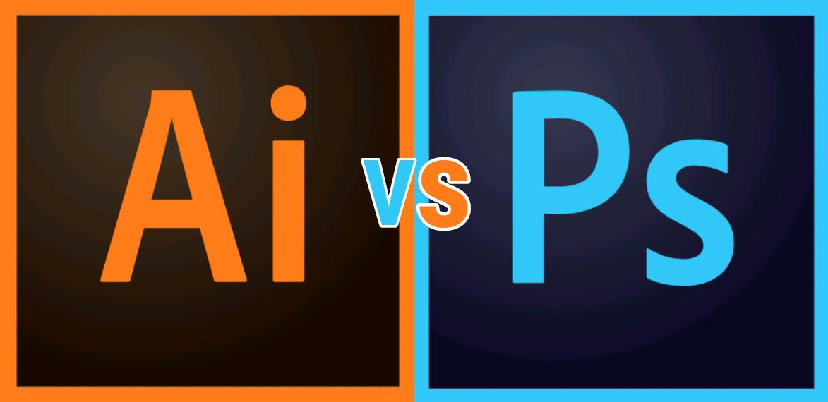 Adobe Illustrator™ vs Photoshop™ for print