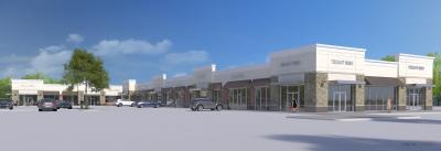 How To Upgrade Your Shopping Center Facade-Case Study