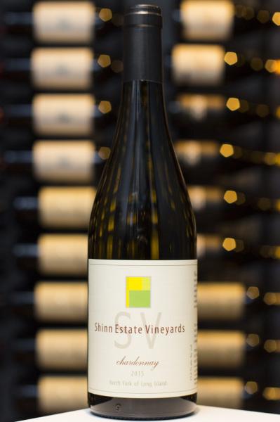 Chardonnay, Un-Oaked, Shinn $22