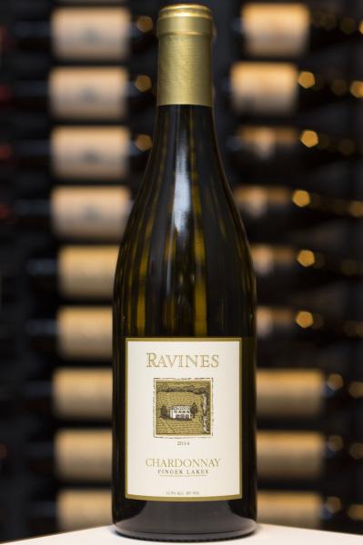 Chardonnay, Ravines $28
