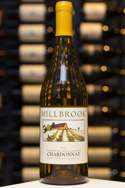 Chardonnay, Proprietor's Reserve Millbrook $25
