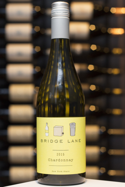 Chardonnay, Un-Oaked Bridge Lane $18