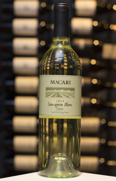 Sauvignon Blanc, Macari Vineyards $36