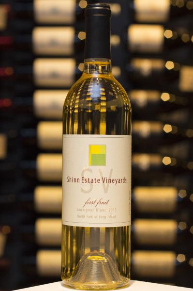 Sauvignon Blanc, First Fruit, Shinn $26
