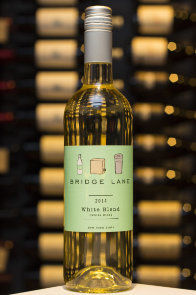 White Blend, Bridge Lane $18