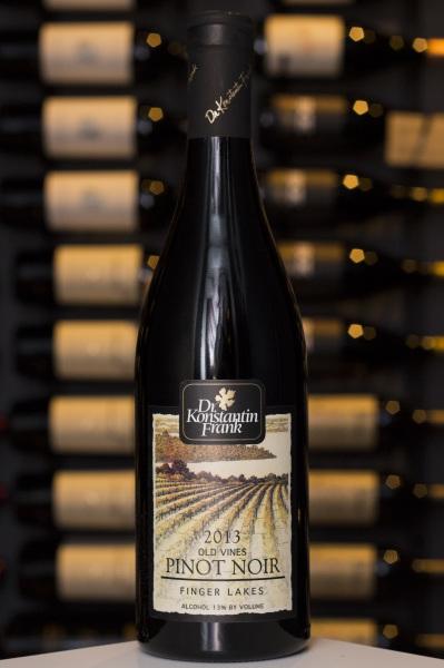 Pinot Noir, Old Vines, Dr. Konstantin Frank $28