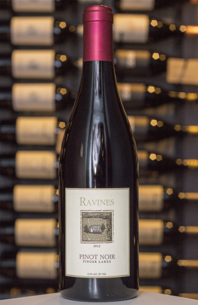 Pinot Noir, Ravines $34