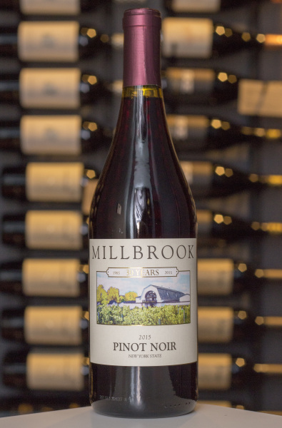 Pinot Noir, Millbrook $24