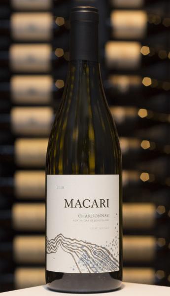 Estate Chardonnay, Un-Oaked Macari $28