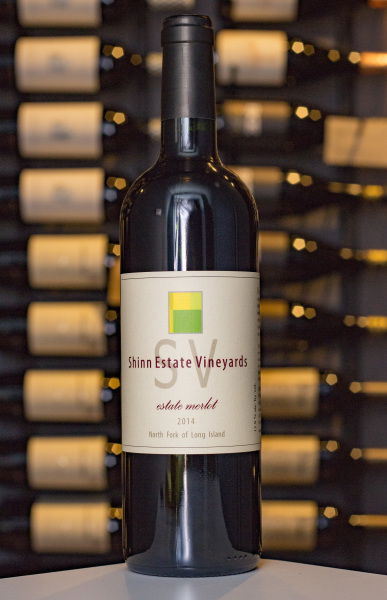 Estate Merlot, Shinn $26