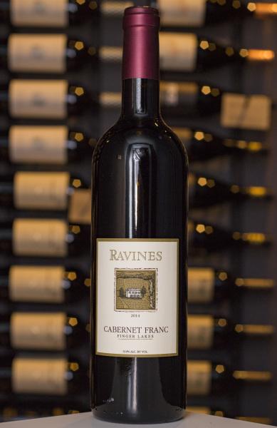 Cabernet Franc, Ravines $28
