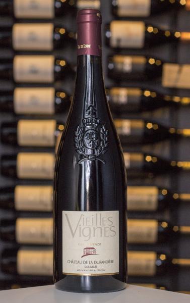 Saumur Rouge Cuvée Azenor Vielles-Vignes, Château de la Durandière $34