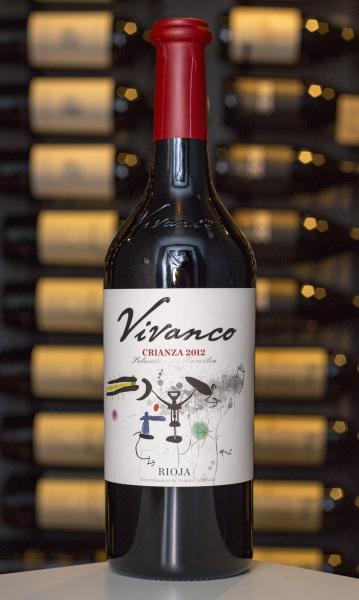 Rioja, Vivanco $32