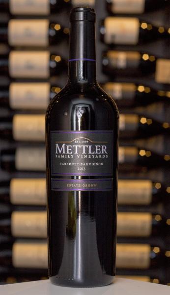 Cabernet Sauvignon, Mettler Vineyards $34