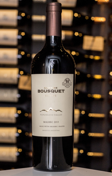 Reserve Malbec (Organic), Bousquet $28