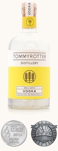 Vodka, Tommyrotter Distillery $38