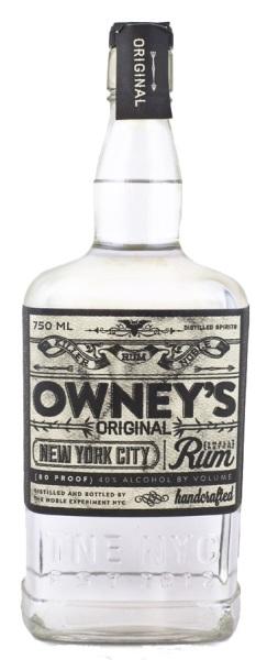 White Rum, Owney's $39