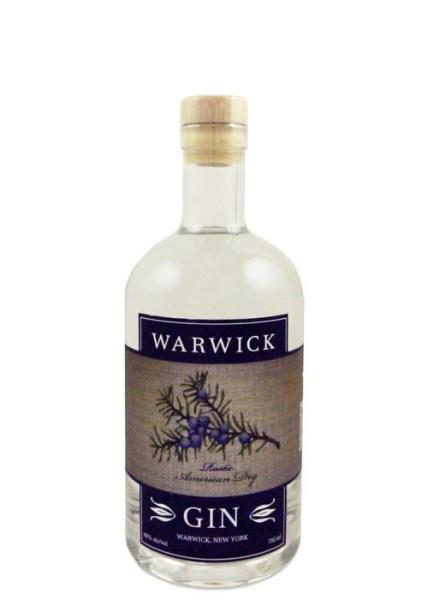 Warwick Rustic Gin, Black Dirt Distillery $34
