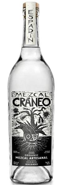 Mezcal (Organic), Craneo $65