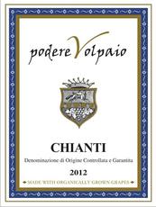 Chianti (Organic), Podere Volpaio $34