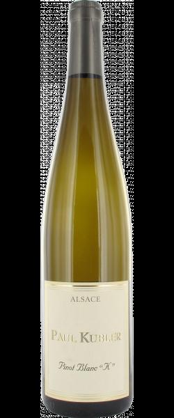 Pinot Blanc K (Organic), Paul Kubler $26