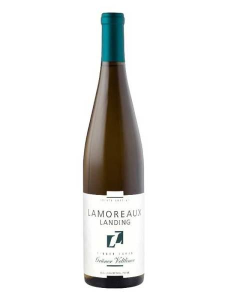Grüner Veltliner, Lamoreaux Landing $22