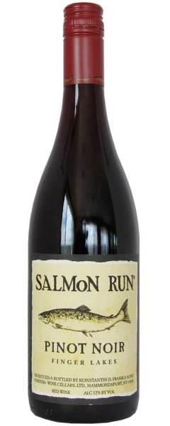 Pinot Noir, Salmon Run by Dr. Konstantin Frank $18
