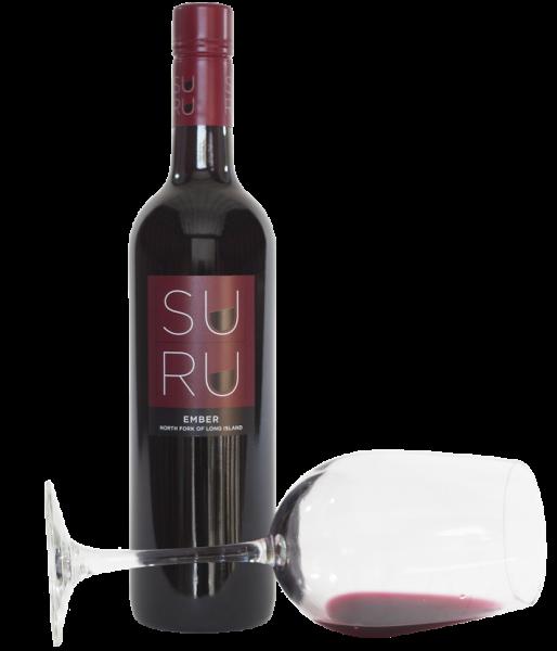 """Ember"" Bordeaux Style Blend, SUHRU $24"
