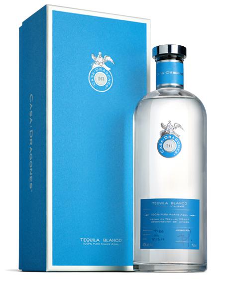 Tequila Blanco, Casa Dragones $68