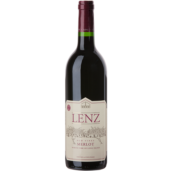 """Old Vines"" Merlot, Lenz Winery $65"