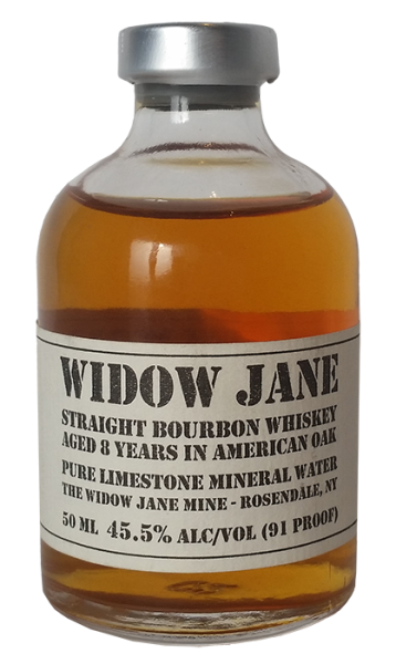 Bourbon Whiskey, 8 Year, Widow Jane $9.50 (50mL)