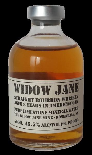 Bourbon Whiskey, 8 Year, Widow Jane $9.50 (50mL)