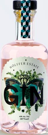Rose Gin, Wolffer Estate Vineyards (375mL) $38